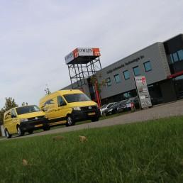 Sneltransport wagenpark - ZUIDWEST Logistiek