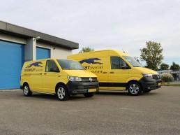 Sneltransport binnen Europa - ZUIDWEST Logistiek