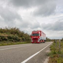 Koeltransport in de Benelux - ZUIDWEST Logistiek