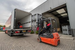 Koeltransport - ZUIDWEST Logistiek