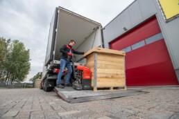 Dagdistributie levering - ZUIDWEST Logistiek