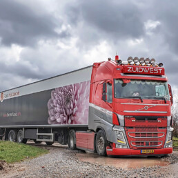 Dedicated Transport uw huisstijl - ZUIDWEST Logistiek
